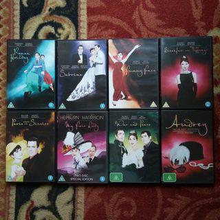 Audrey Hepburn - Couture Muse Collection (Hollywood Classics DVDs)