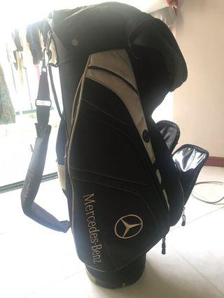 Used Mercedes Benz Golf Cart Bag