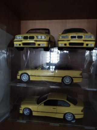 1/18 BMW UT models