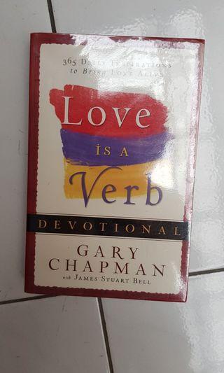 90k FREEONG LOVE IS A VERB GARY CHAPMAN