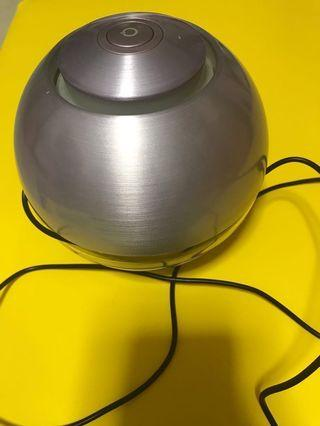 USB水洗空氣淨化機(紫色)