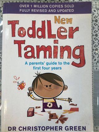 Toddler Taming - Dr Christopher Green