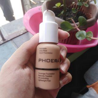 Authentic Phoera foundation (105 sand)