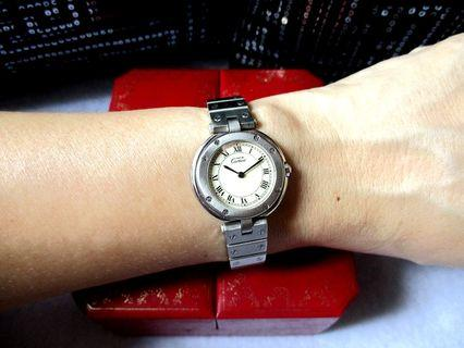 CARTIER Ladies Watch with Box