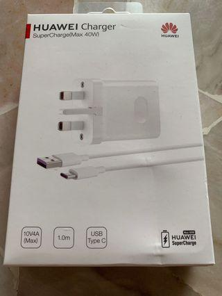 Huawei Supercharge charger 40w
