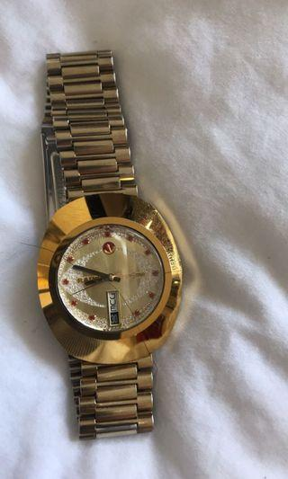 Authentic rado watch send ur offers