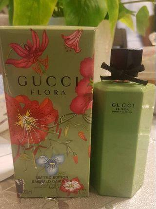 Auth Gucci perfume 100ml