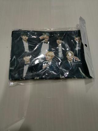 BTS pencil case/pouch