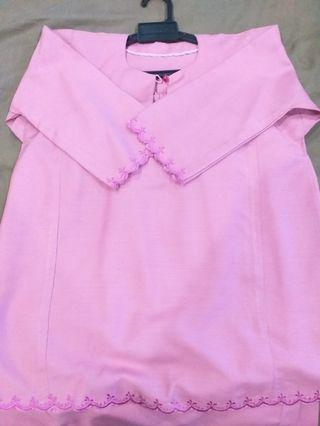 4years old baju kurung