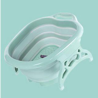 Foldable Foot Spa Basin / FootBath/ Reflexology/ Massage/ multipurpose tub