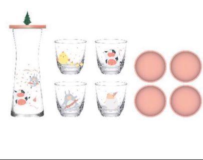 🚚 Family Drink Set (10 pcs)