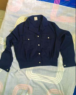 Navy Hem could be used as Jacket
