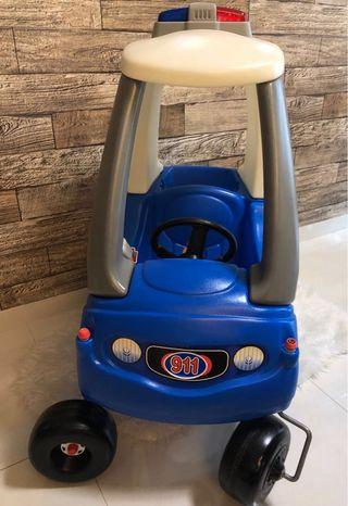 Little Tikes Police Coupe