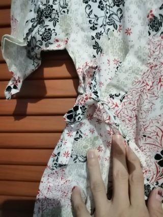 Playsuit kimono.