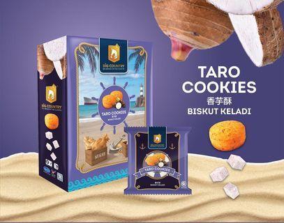 Big Country Taro Cookies