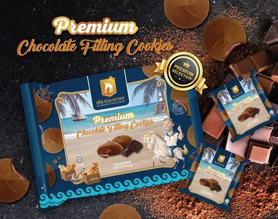 Big Country Premium Chocolate Filling Cookies