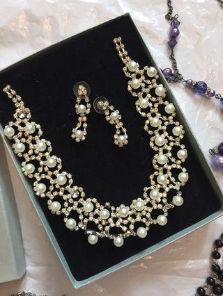 Necklace 6個set