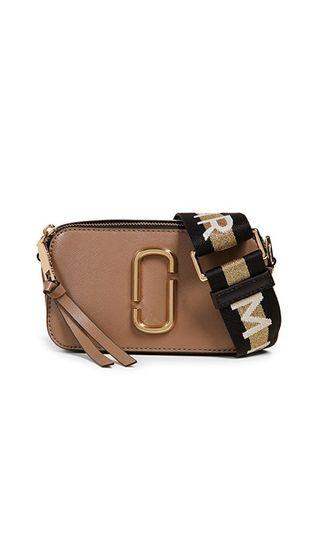 (Instock) Authentic Marc Jacobs Snapshot Small Camera Bag Sling Crossbody Bag