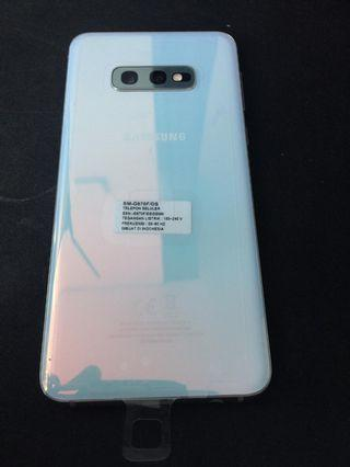 Samsung S10E [128GB] White NEGO SAMPAI DEAL