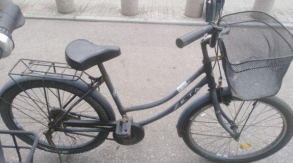 24吋淑女單車