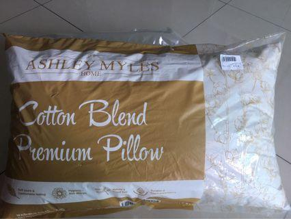Ashley Myles Cotton Blend Premium Pillow