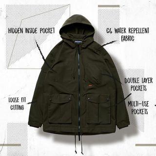 【1號】Goopi GOOPiMADE® EX-T.4L Mountain Jacket
