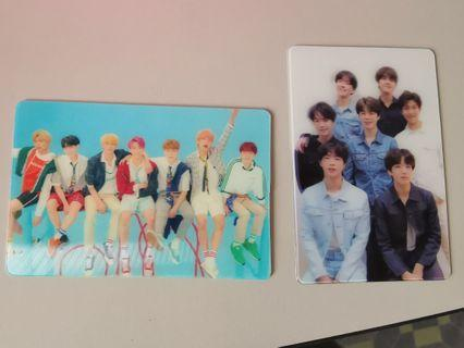 Group pc BTS Tear and Answer