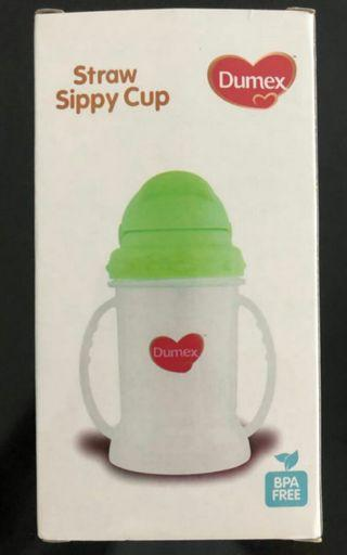 🚚 Dumex straw sippy cup