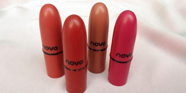 lipstick novo