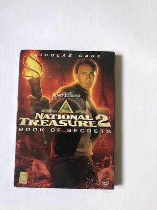 National Treasures 2 Book of Secrets