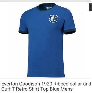 Everton 1920 retro