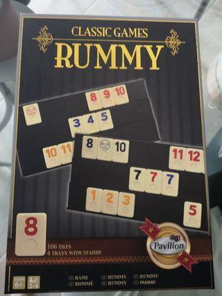 Rummy-O game set