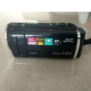 JVC EVERIO FULL HD