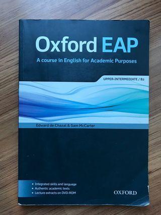 Oxford English Academic Purpose EAP (Upper Intermediate)