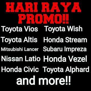 Toyota HARI RAYA 2019 PROMO!!
