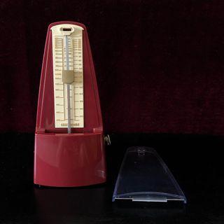 Cristofori Maroon Piano Metronome