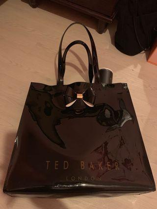 🚚 ted baker tote bag large