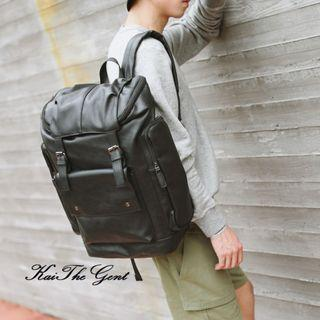 Stylish Korean Mens Backpack
