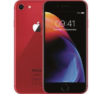 Flawless Condition Apple Iphone 8 256gb Red