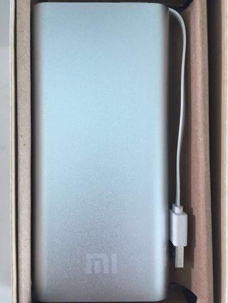 🚚 Xiaomi Power Bank 20800mah