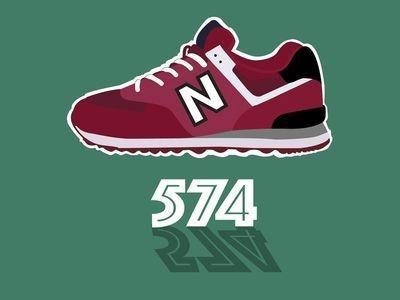 Unisex New Balance 574 Sneakers
