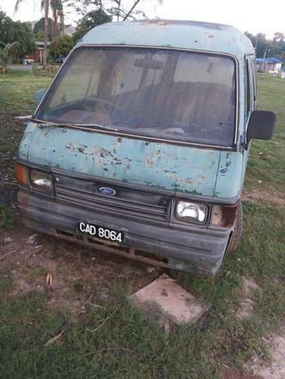 Van Ford econovan 1.4cc