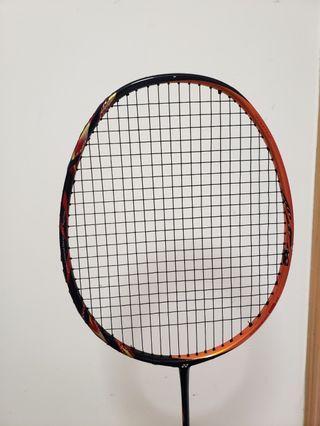 ax99 4ug5 sp羽毛球拍