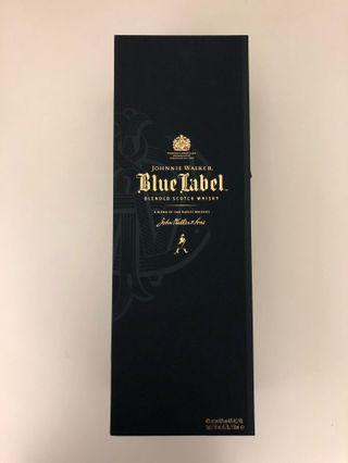 🚚 Johnnie Walker Blue Label Limited edition