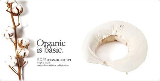 ‼️二手‼️【SISSO有機棉】有機棉好舒服多功能授乳枕 孕婦枕