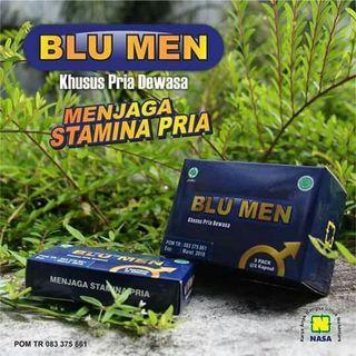 100%Original BLUE MEN
