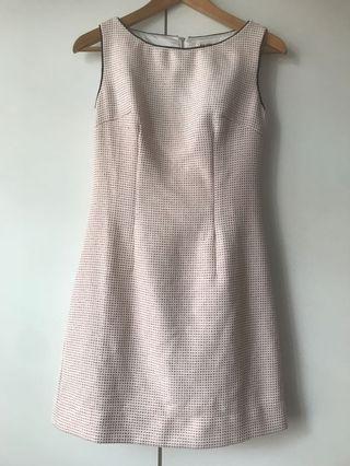 Maxtino Sleeveless Dress Pink