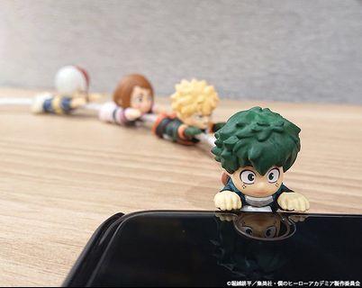 Boku no Hero Academia (My Hero Academia) BNHA MHA Iphone Cable Protector