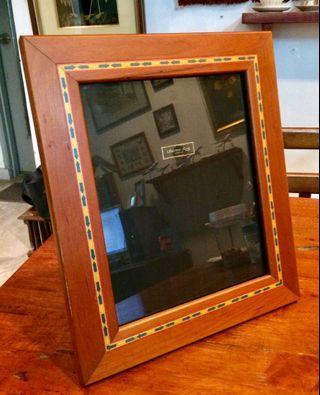 Vintage Addison Ross London Photo Frame