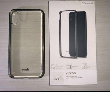 moshi vitros 透明手機殼 for iPhone XR